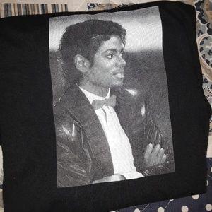 Supreme michael jackson MJ tee t shirt